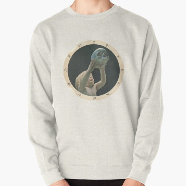 ALEISTER CROWLEY MOONCHILD BOOK COVER  Pullover Sweatshirt
