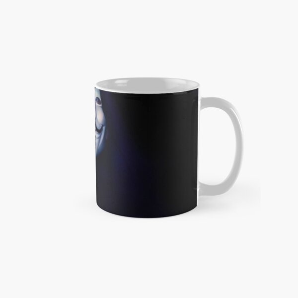 We Are Legion Classic Mug