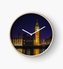 Big Ben is chiming & London is calling  Clock