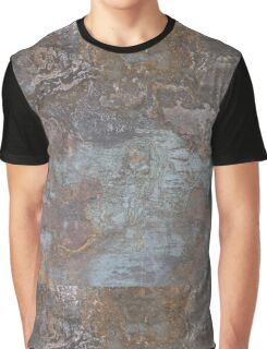 Rusty Metal Graphic T-Shirt