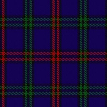 02822 Eglinton District or Wilson's No.007 Tartan  by Detnecs2013