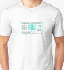 X Files: Fox Mulder Unisex T-Shirt