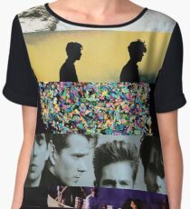 Echo and the Bunnymen - Albums Chiffon Top