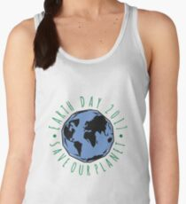 Save Our Planet Earth 2017 Women's Tank Top