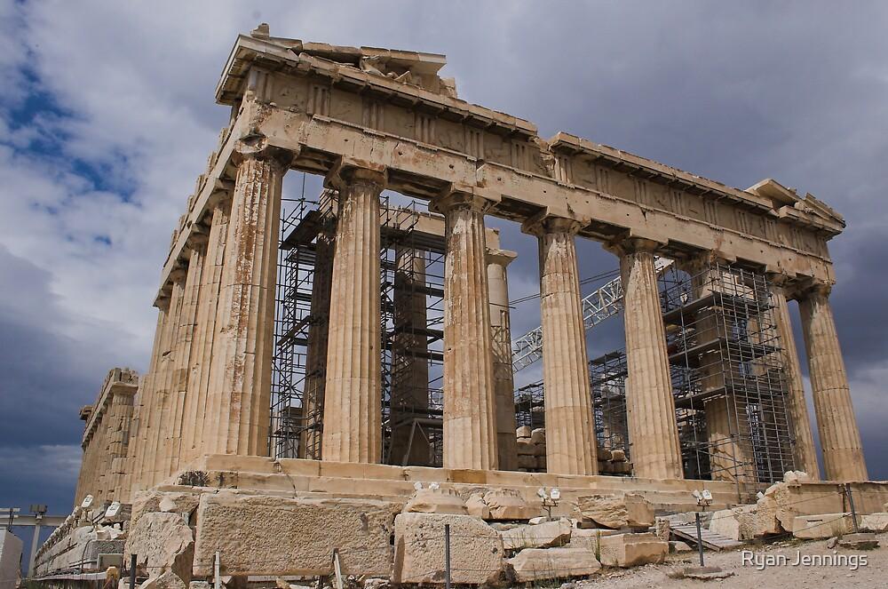 Athens Acropolis by Ryan Jennings