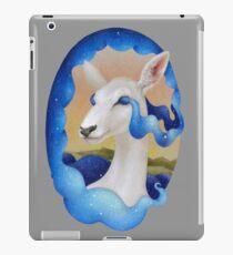 White Deer - Spirit of the Woods iPad Case/Skin
