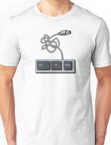 Ctrl+Alt+Delete IT Keyboard  Unisex T-Shirt