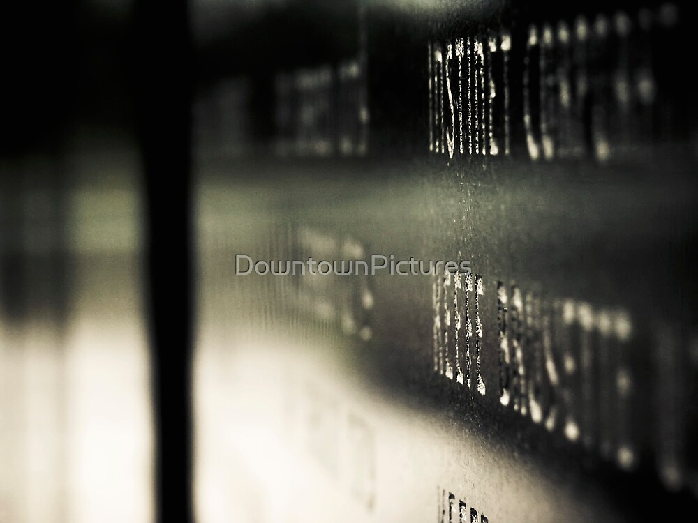 Etched In Stone For All Time by DowntownPictures