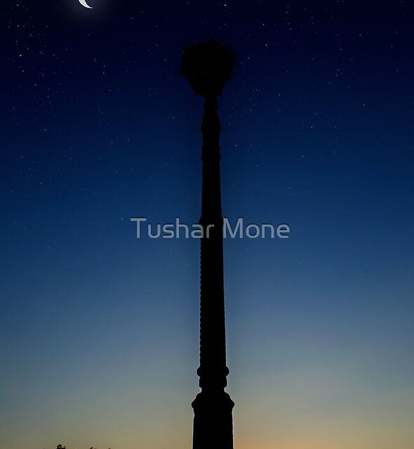 Dimming the lights by Tushar Mone