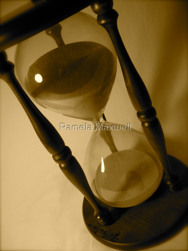 Turning Time by Pamela Maxwell