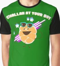 Challah at Your Boy Graphic T-Shirt