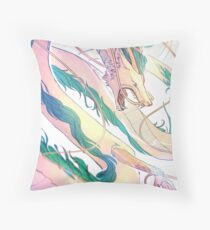 Haku Throw Pillow