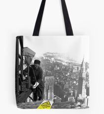 CCTV in Operation Tote Bag