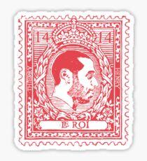 Thierry Henry Legend Sticker