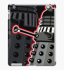 Dalek Warrior Red iPad Case/Skin