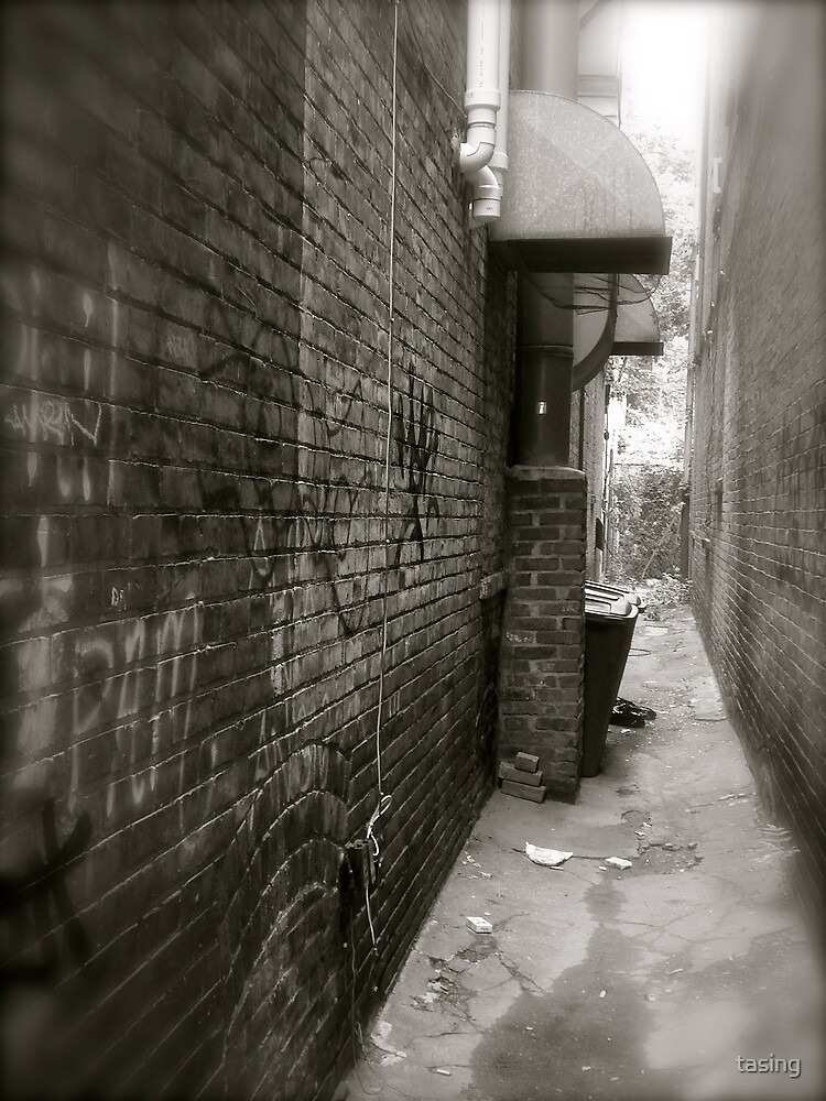 Urban Situations by tasing