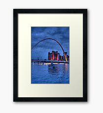 The Baltic, Gateshead, England Framed Print