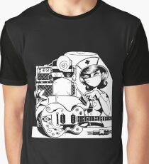 subway Graphic T-Shirt