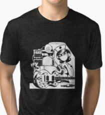 subway Tri-blend T-Shirt