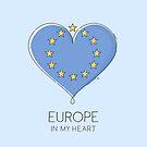 Europe In My Heart by zoljo