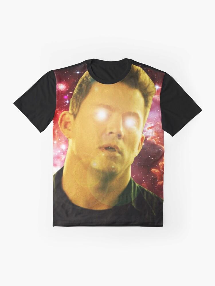 Alternate view of My Nama Jeff Graphic T-Shirt