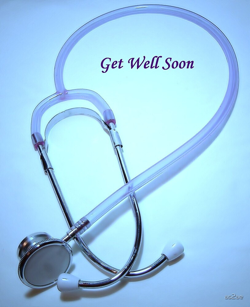 get well soon by as2ae