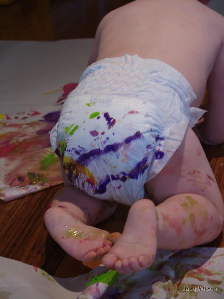 Nappy Art by Jacq Wilson