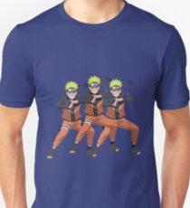 Naruto x3 Unisex T-Shirt