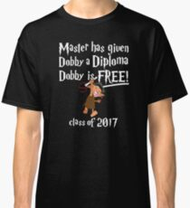 Dobby Graduation 2017 Classic T-Shirt