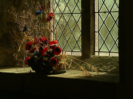 Remembrance {St Wilfrid's, Burnsall, Yourkshire Dales] by newbeltane