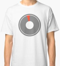 Breath of the Wild Stamina Wheel (Empty) Classic T-Shirt