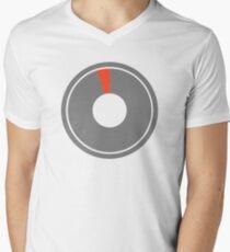 Breath of the Wild Stamina Wheel (Empty) Men's V-Neck T-Shirt