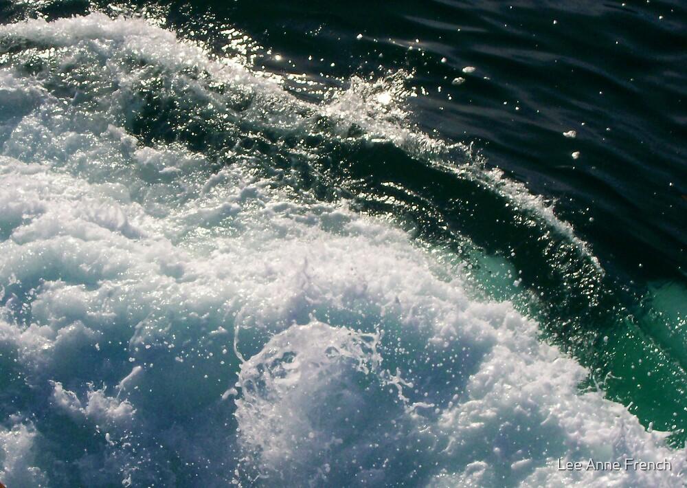 Sea Foam  by Lee Anne French