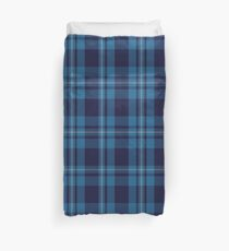Gallaecia (Unofficial) District Tartan  Duvet Cover