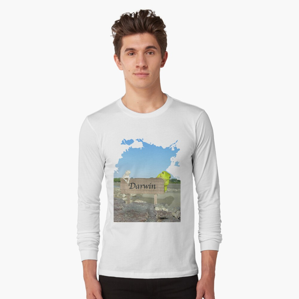 Darwin Long Sleeve T-Shirt