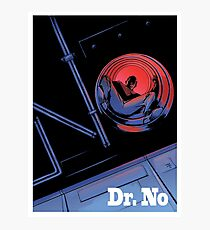 DR. NO art print  Photographic Print