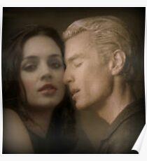 Spike and Faith Lehane Poster