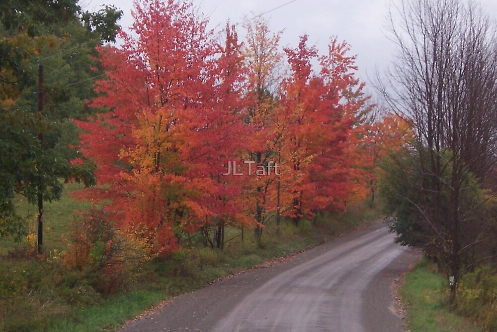 Down the Road by JLTaft