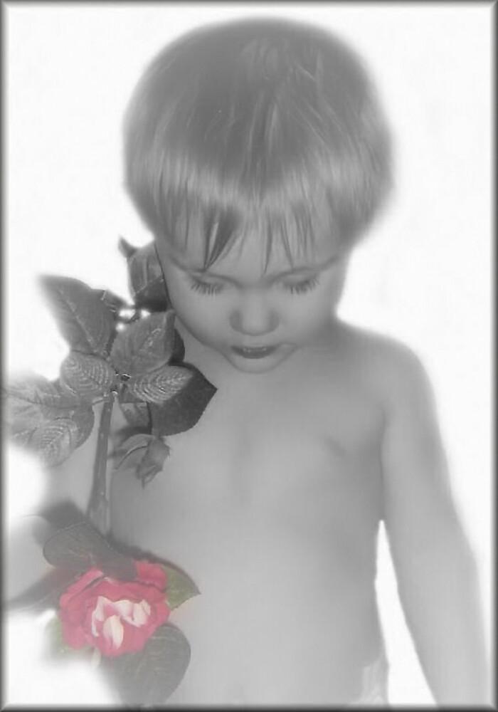 The Rose by brandie