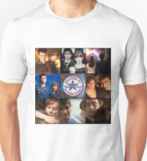 The Tenth Doctor and Donna Noble Unisex T-Shirt