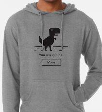 Offline Dinosaur Lightweight Hoodie