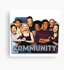 the greendale 7 Canvas Print