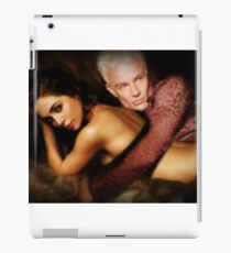 Spike and Faith Lehane - Buffy the Vampire Slayer iPad Case/Skin