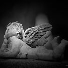 Little Angel   Sleepy Hollow Cemetery, New York by © Sophie W. Smith