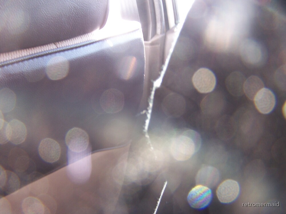 speckle of dust  by retromermaid