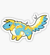 Zinogre Sticker