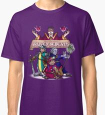 D&D is for Nerds: Buried Beneath Classic T-Shirt