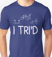 I TRI'D Unisex T-Shirt