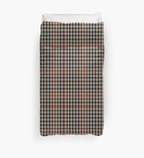 Glen Feshie Check District Tartan  Duvet Cover