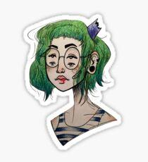 Clarissa Sticker